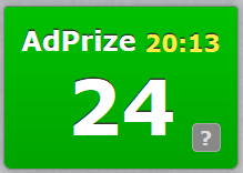 Screenshot Adprize Chances - neobux.com